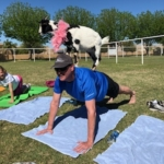 Staying Active With Goats 3