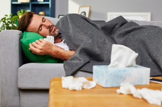 Staying Healthy Throughout Cold And Flu Season
