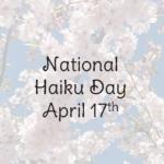 National Haiku Day