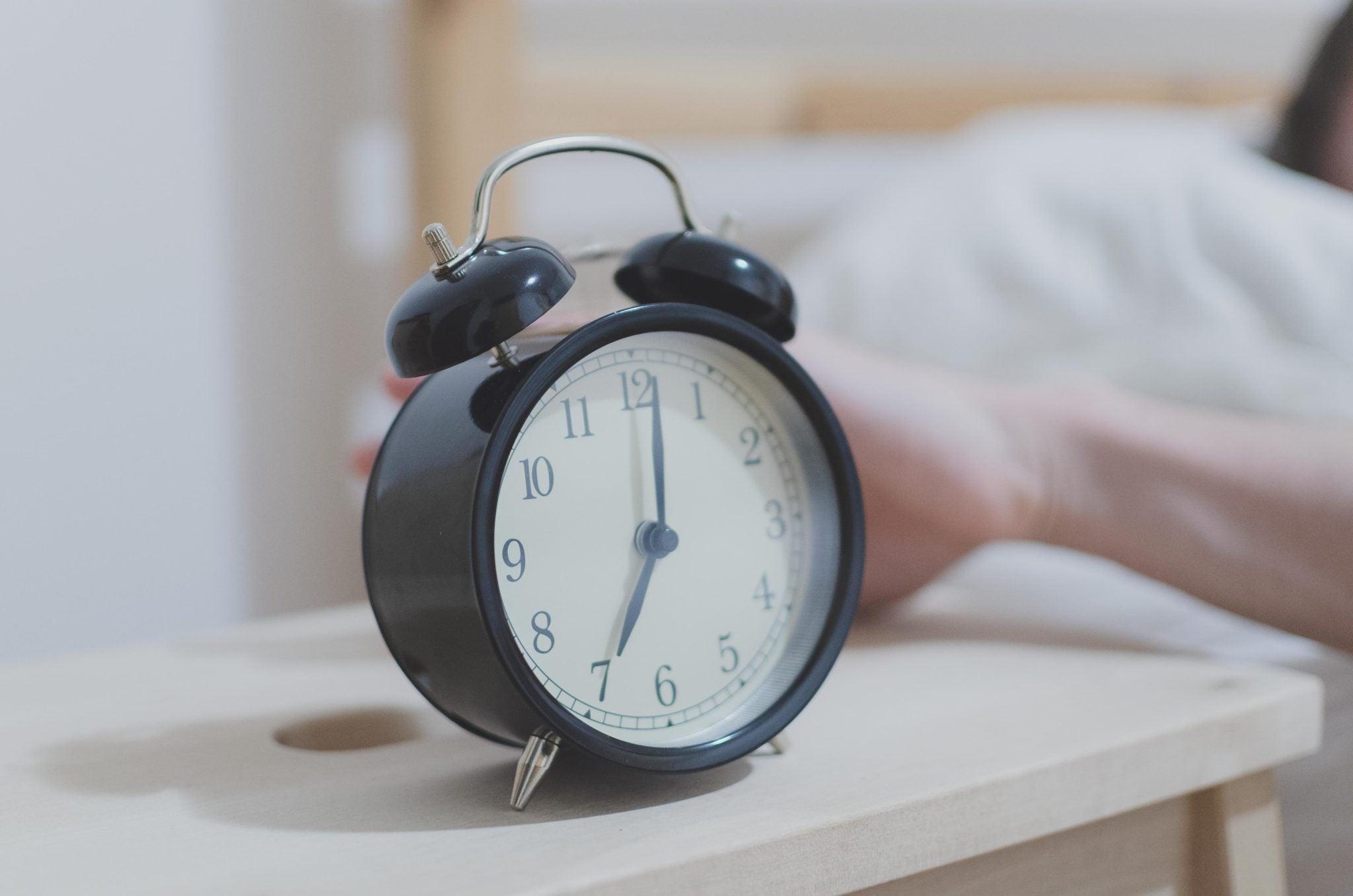 Daylight Savings Ends - How's Your Sleep? 2