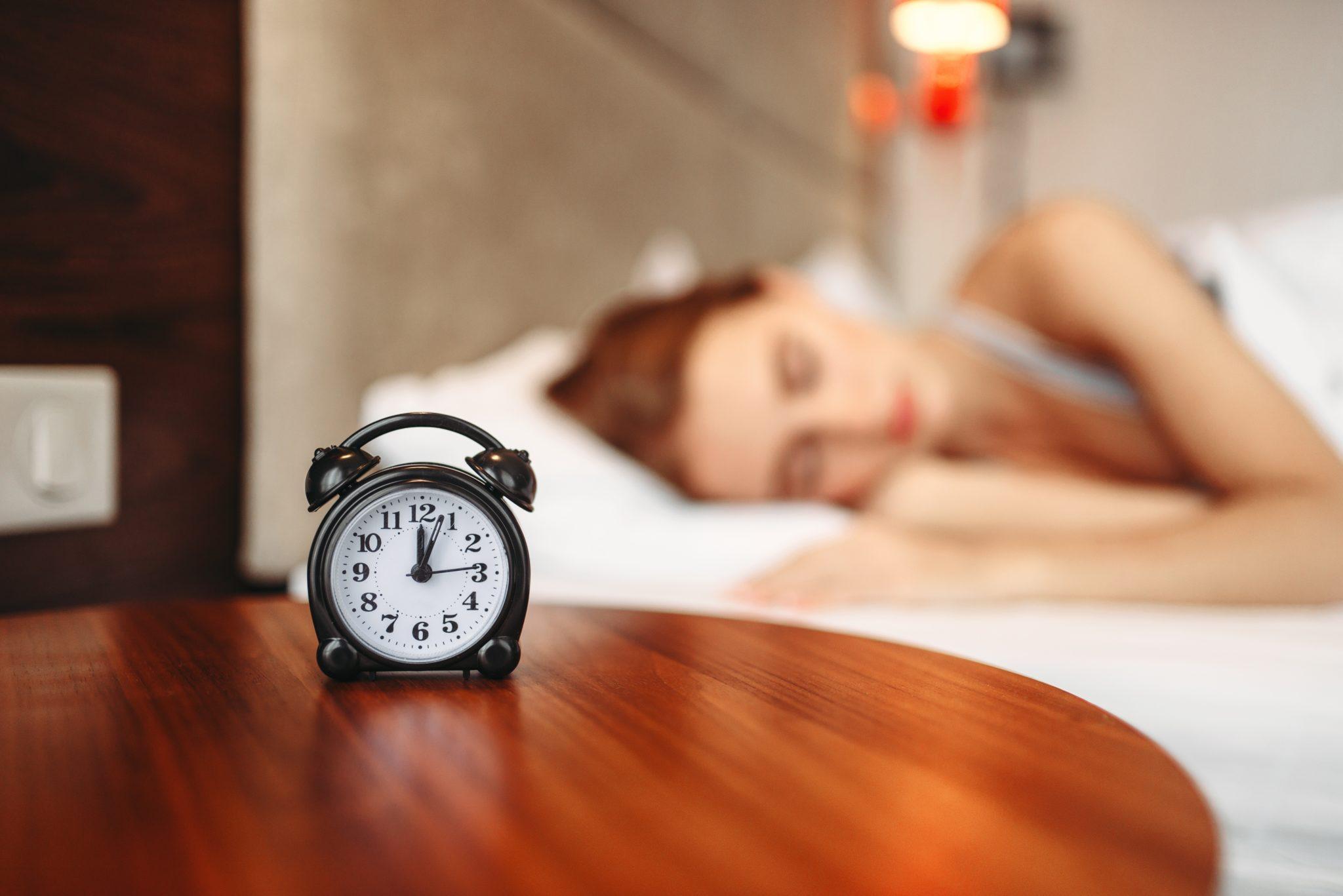 Daylight Savings Ends - How's Your Sleep? 3